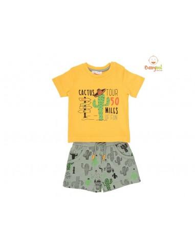 Conjunto Bebé Pantalón + Camiseta...